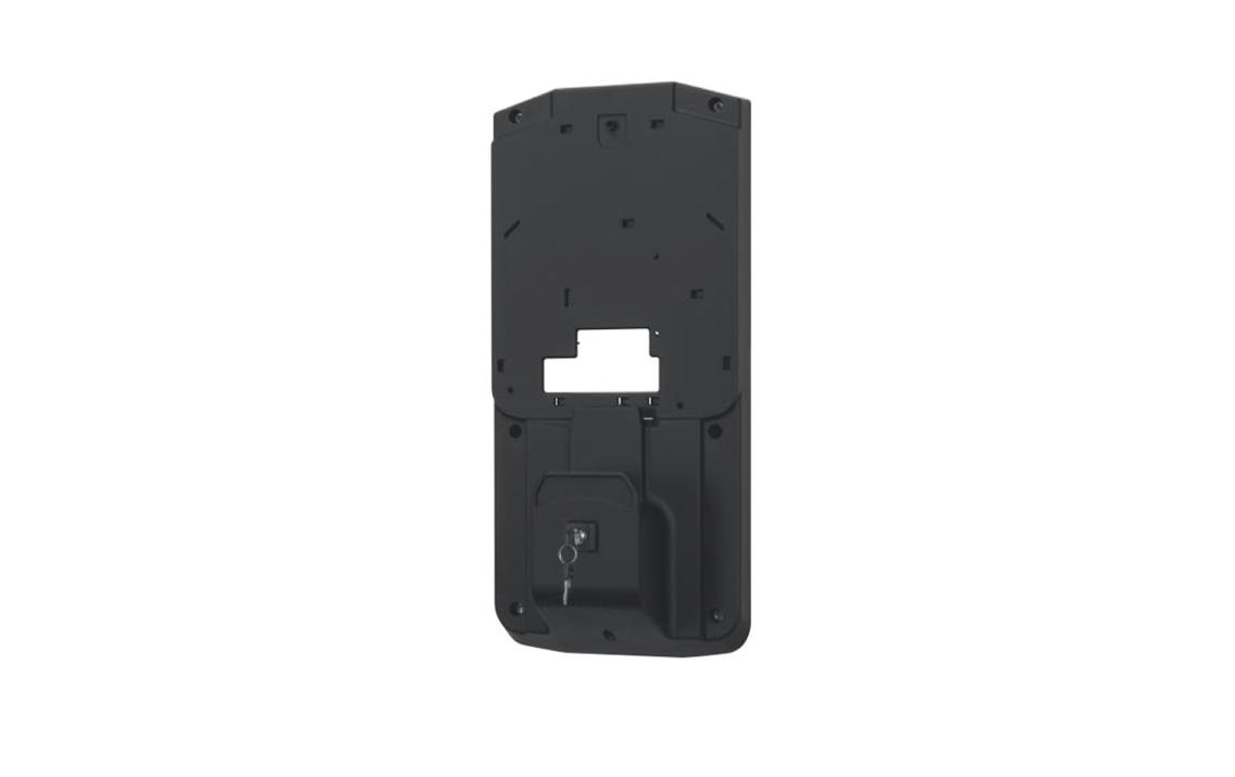 Montageplatte inkl. Schlüsselschalter für ABL eMH1