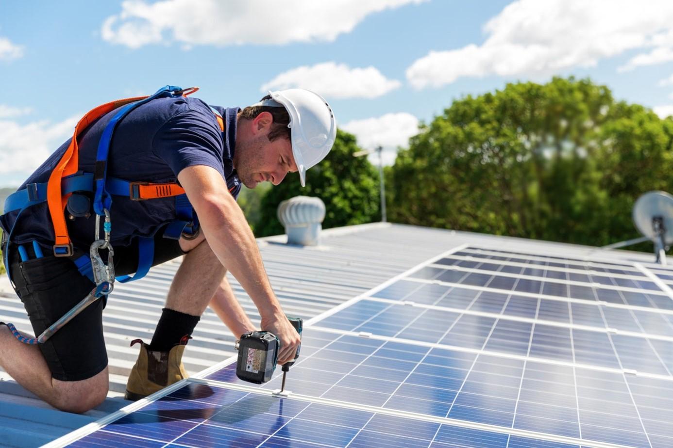 STAWAG-Solardach: einfach mieten