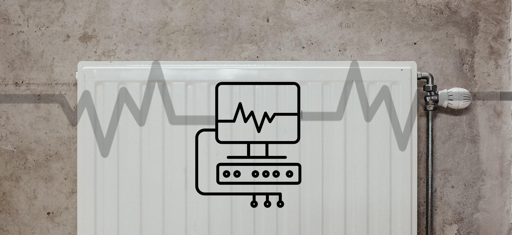 Heizungs-EKG