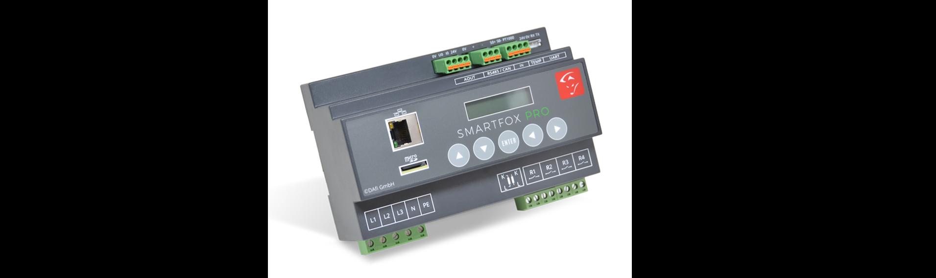 Solar-Energiemanagementsystem SMARTFOX PRO